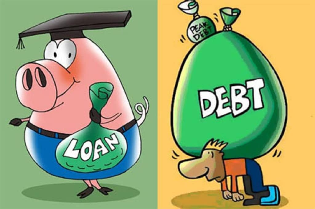 good loan VS bad loan