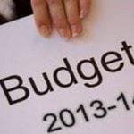 Budget 13-14