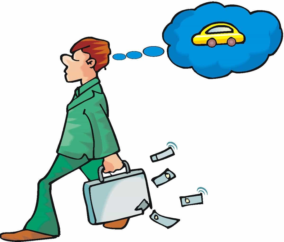 car on cash or on loan