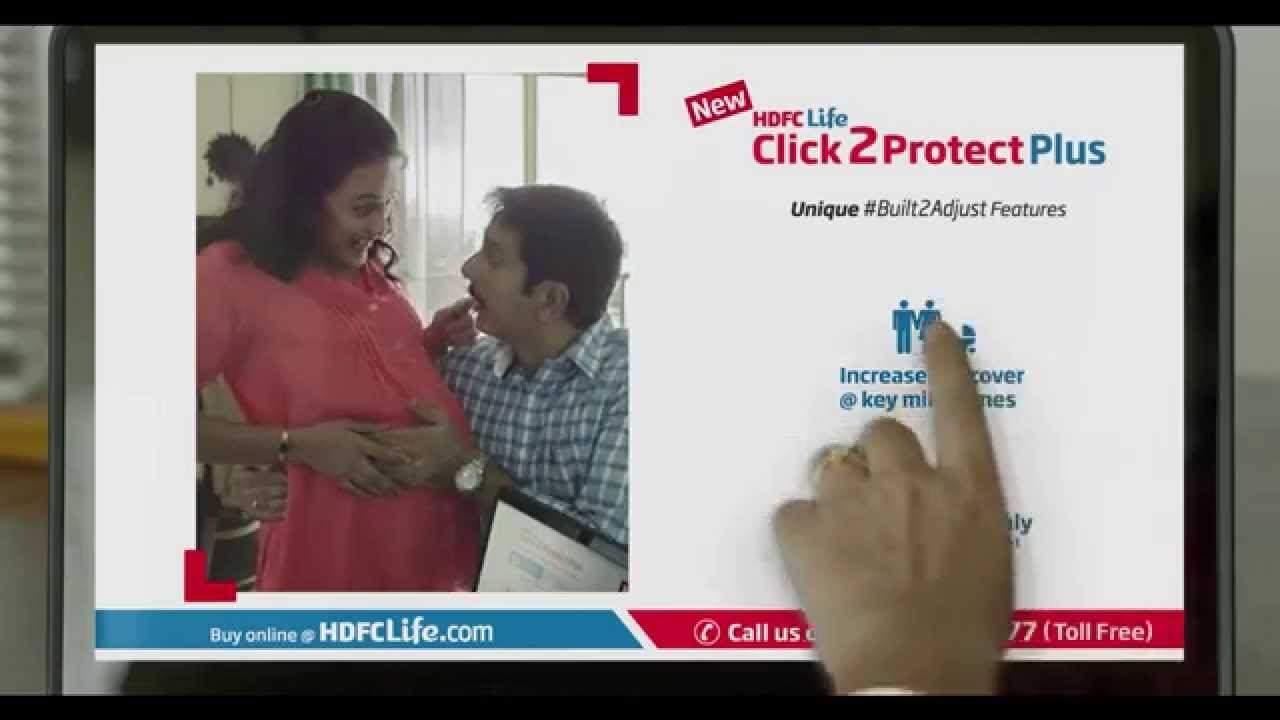 hdfc click tp protect plus