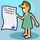 health insuramce claim in contribution clause