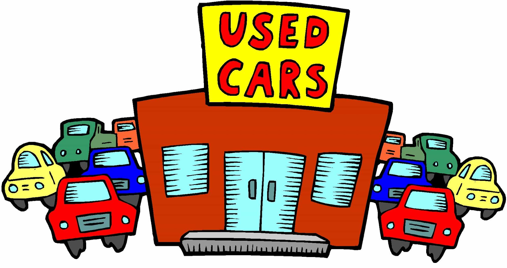 Used Car Dealer Cartoon Pics